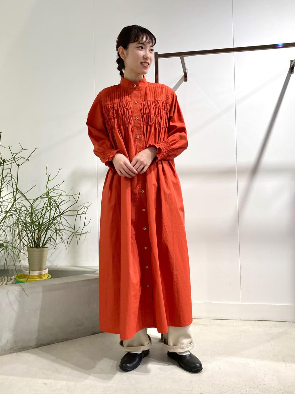 l'atelier du savon 名古屋栄路面 身長:161cm 2021.09.29