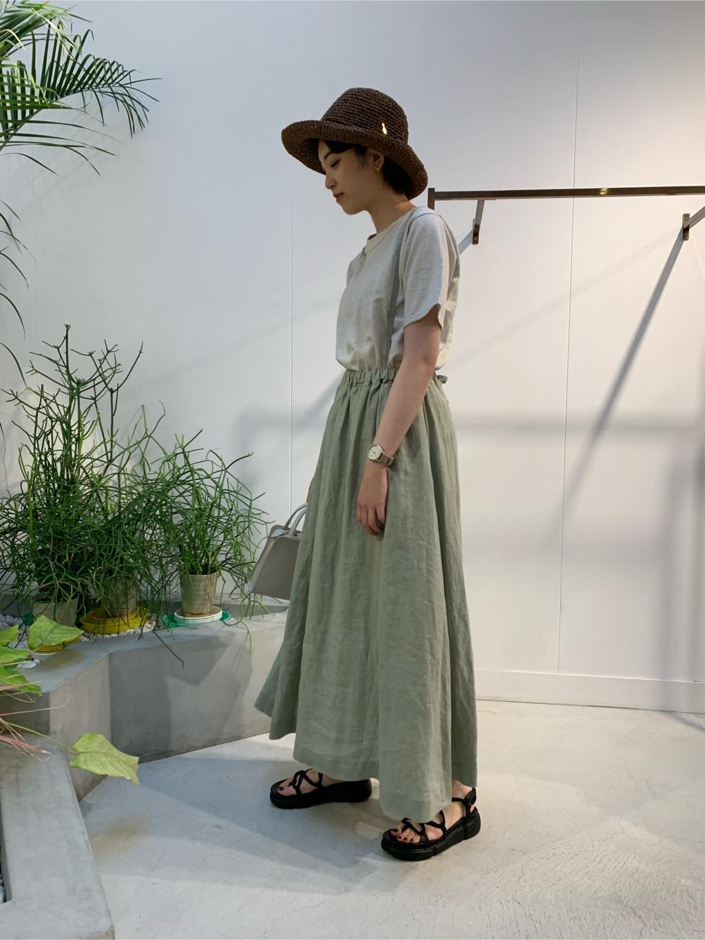 l'atelier du savon 名古屋栄路面 身長:161cm 2020.06.16
