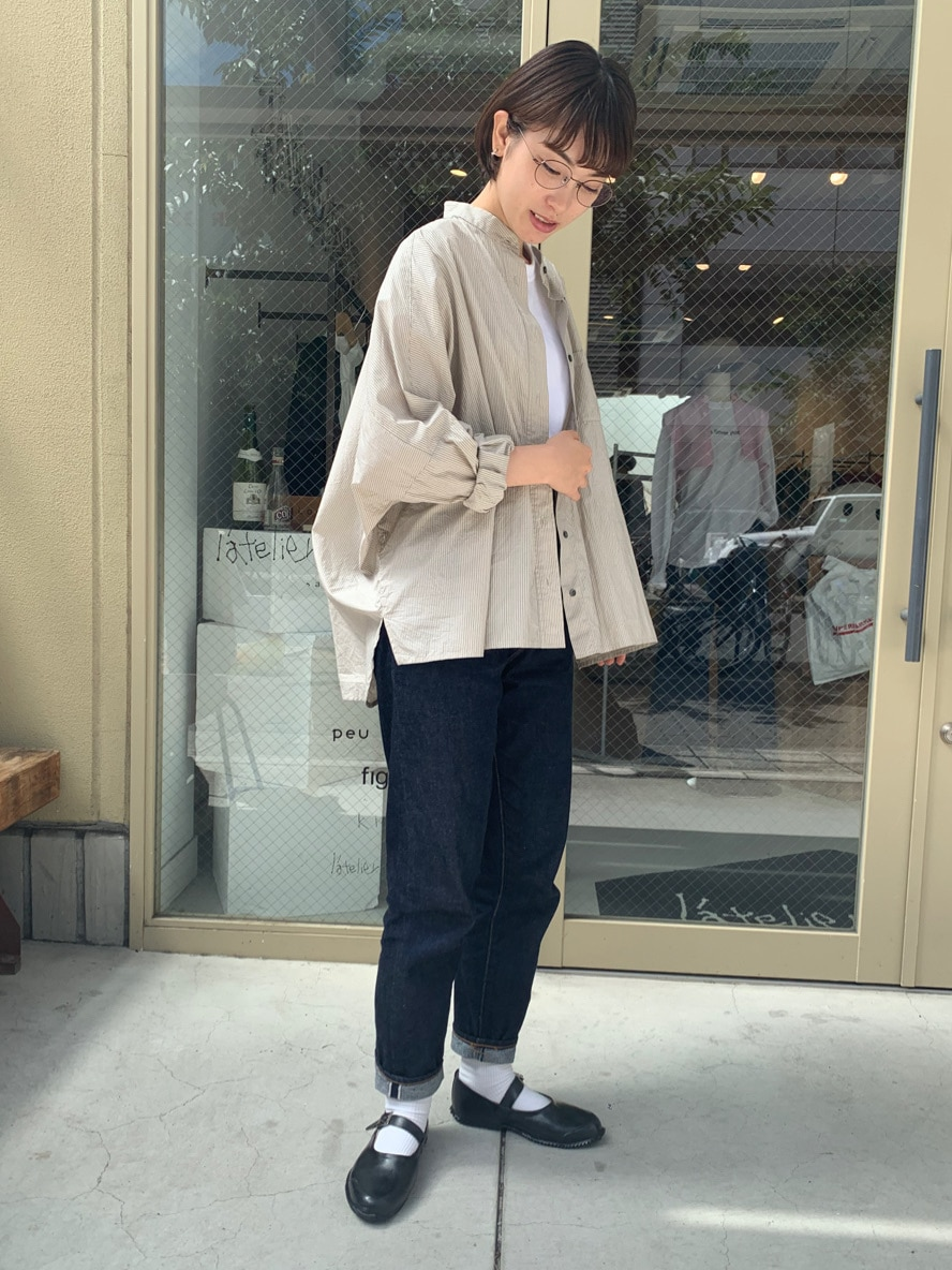l'atelier du savon 名古屋栄路面 身長:161cm 2020.09.09