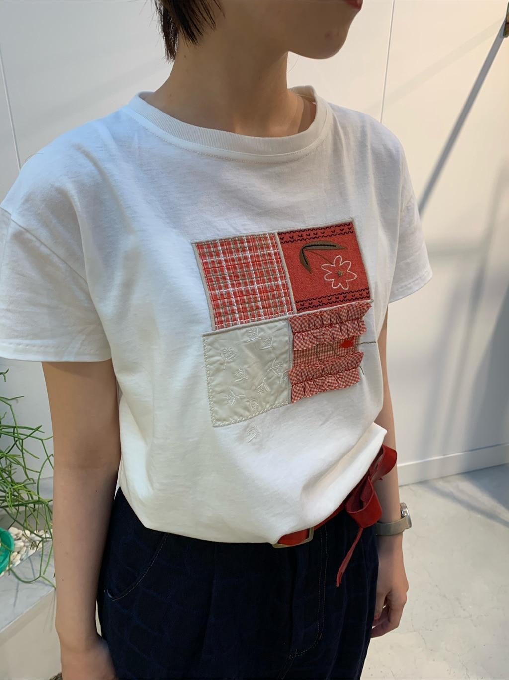 l'atelier du savon 名古屋栄路面 身長:161cm 2020.06.15