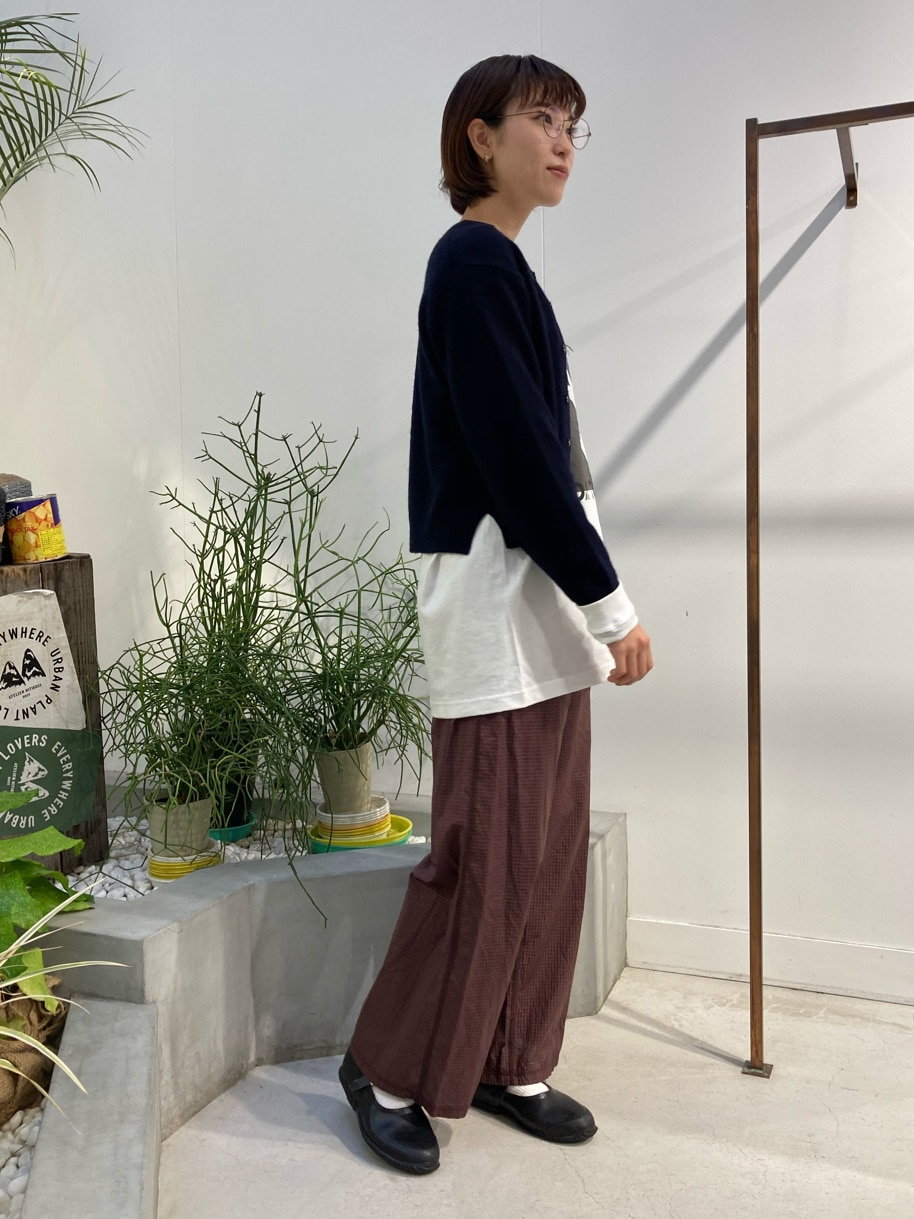 l'atelier du savon 名古屋栄路面 身長:161cm 2020.09.25