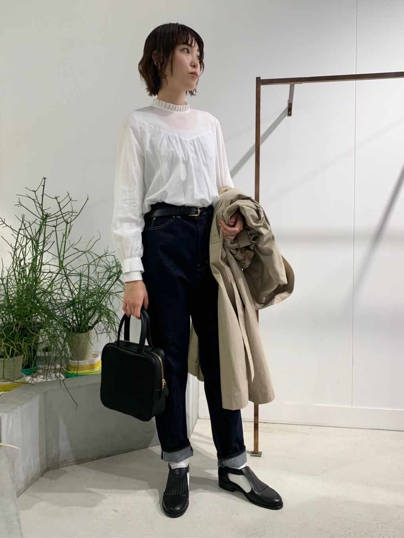 l'atelier du savon 名古屋栄路面 身長:161cm 2020.10.26