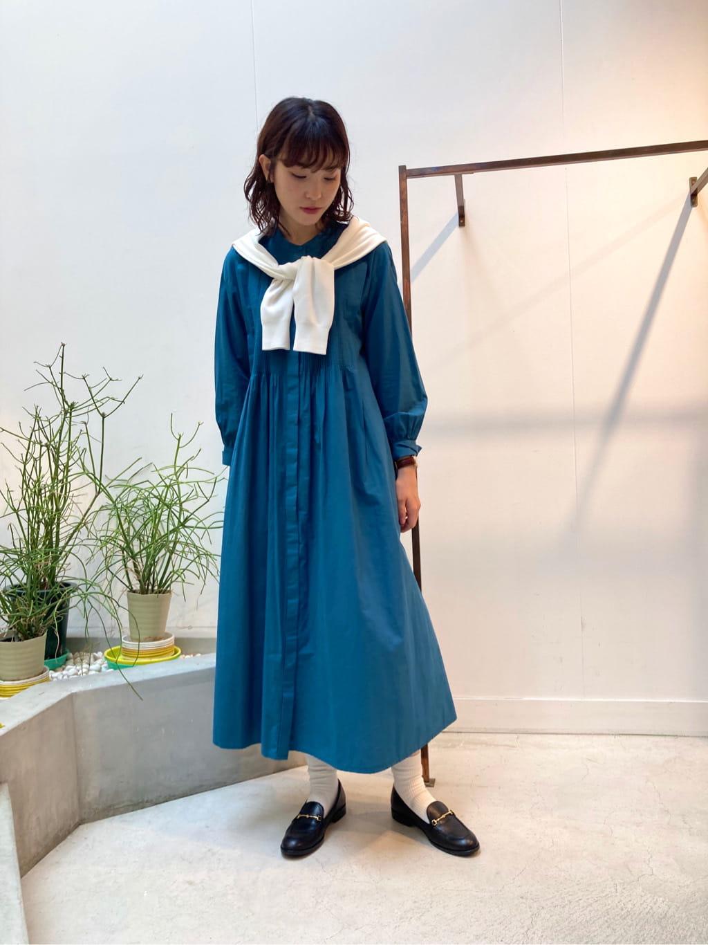 l'atelier du savon 名古屋栄路面 身長:161cm 2021.08.27