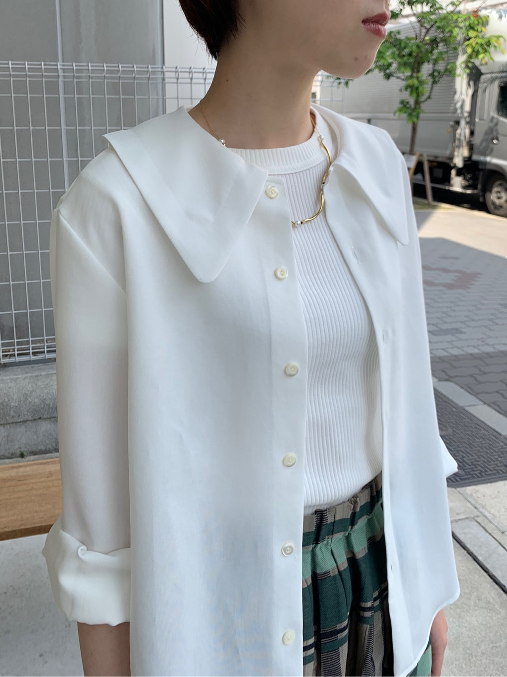 l'atelier du savon 名古屋栄路面 身長:161cm 2020.05.11