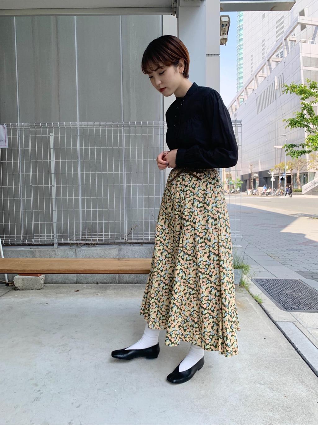 l'atelier du savon 名古屋栄路面 身長:161cm 2020.05.16