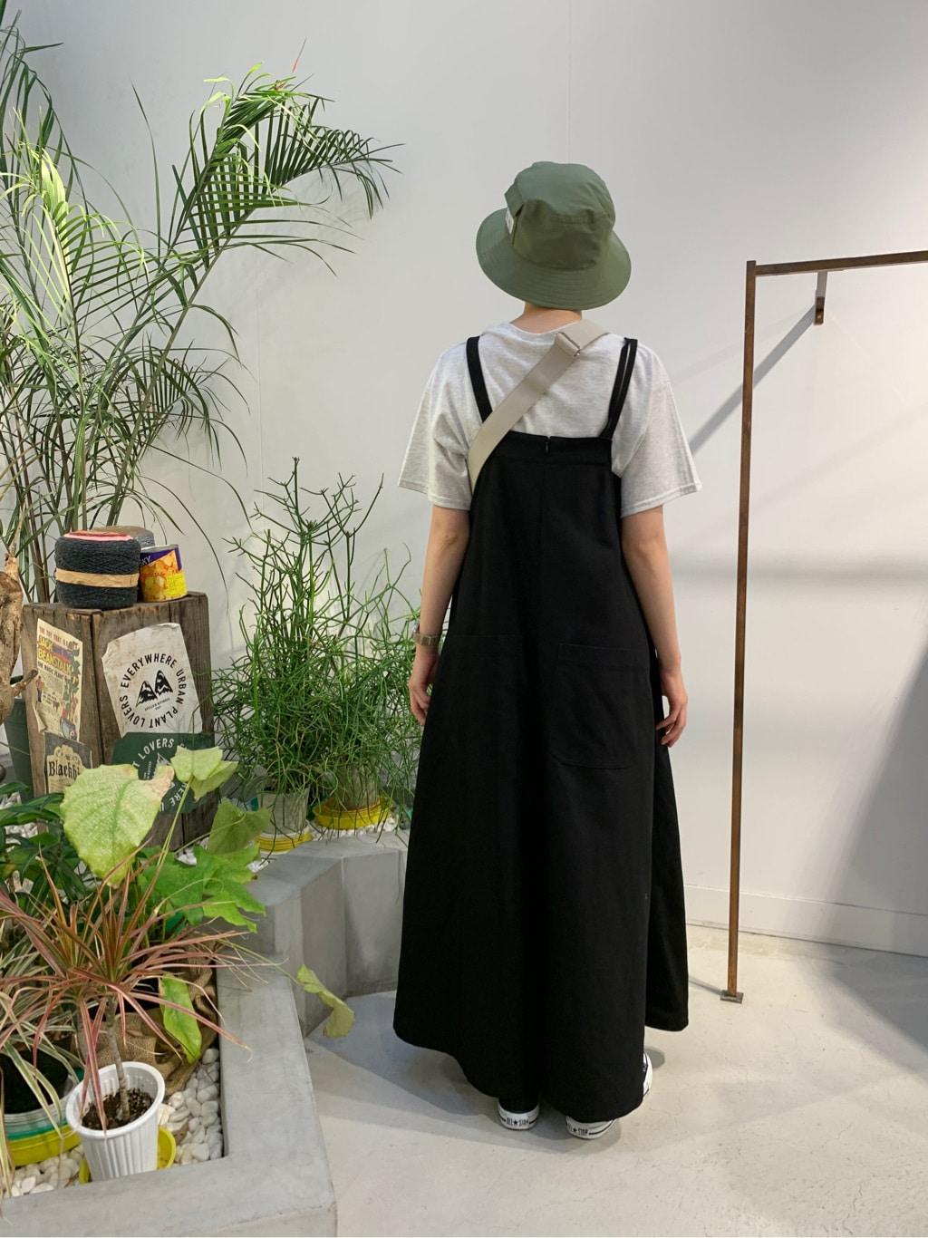 l'atelier du savon 名古屋栄路面 身長:161cm 2020.07.10