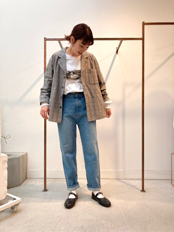 l'atelier du savon 名古屋栄路面 身長:161cm 2021.04.22