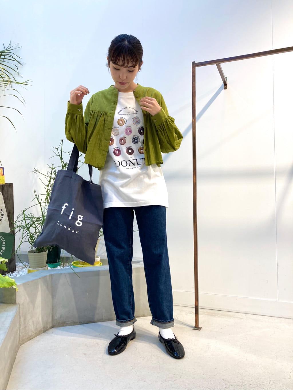 l'atelier du savon 名古屋栄路面 身長:161cm 2021.08.23