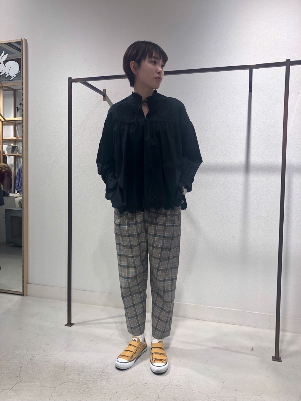 l'atelier du savon 名古屋栄路面 身長:161cm 2020.01.25