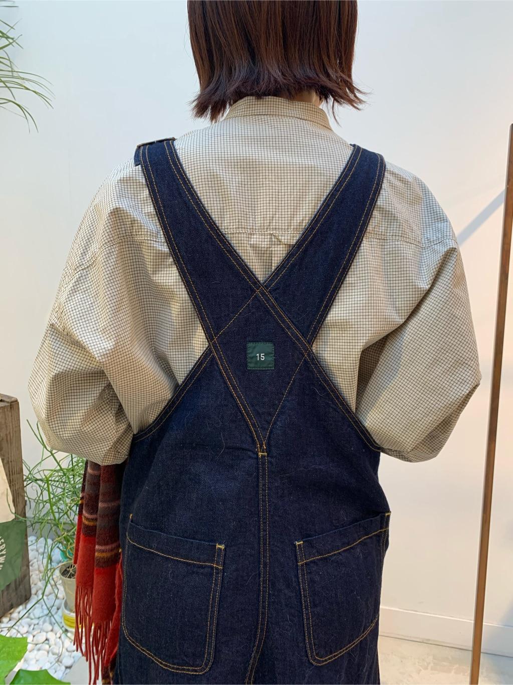 l'atelier du savon 名古屋栄路面 身長:161cm 2020.12.22