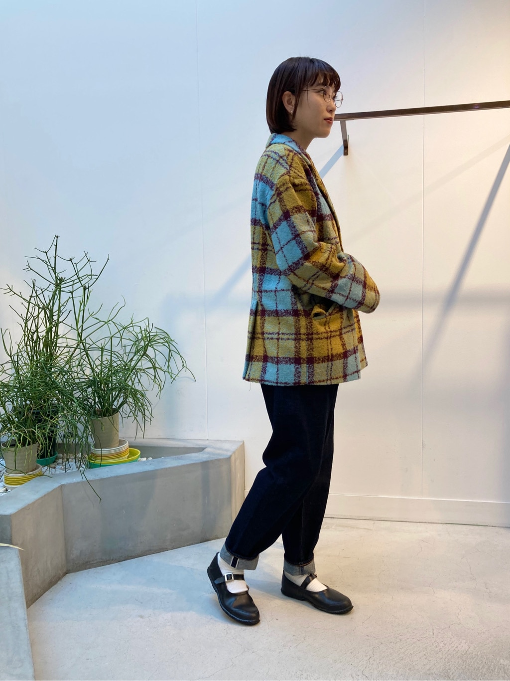l'atelier du savon 名古屋栄路面 身長:161cm 2020.10.30