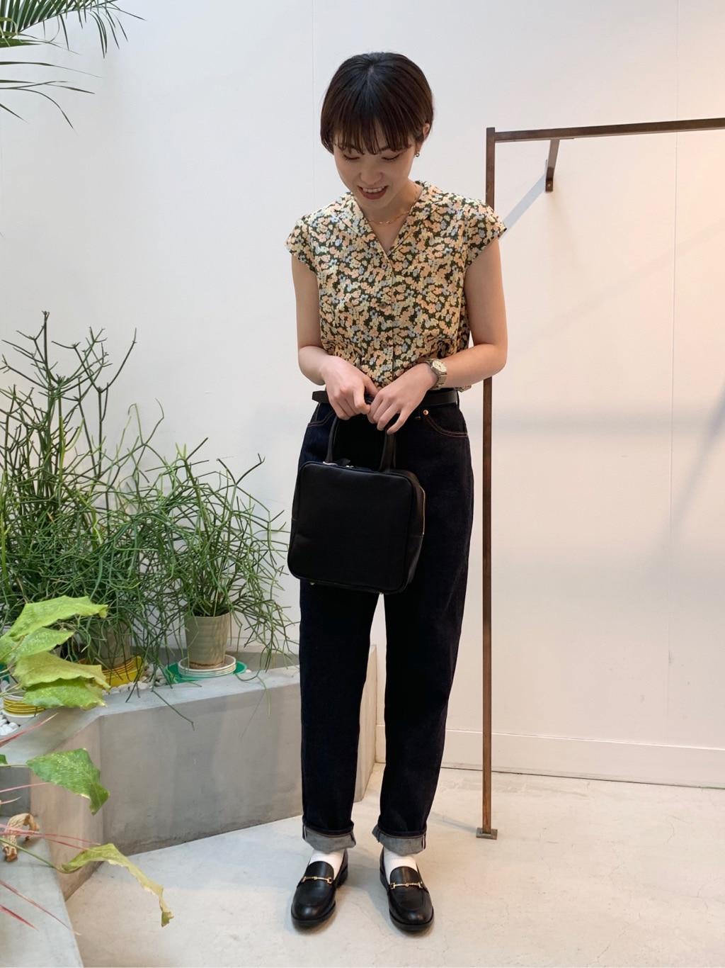 l'atelier du savon 名古屋栄路面 身長:161cm 2020.04.20