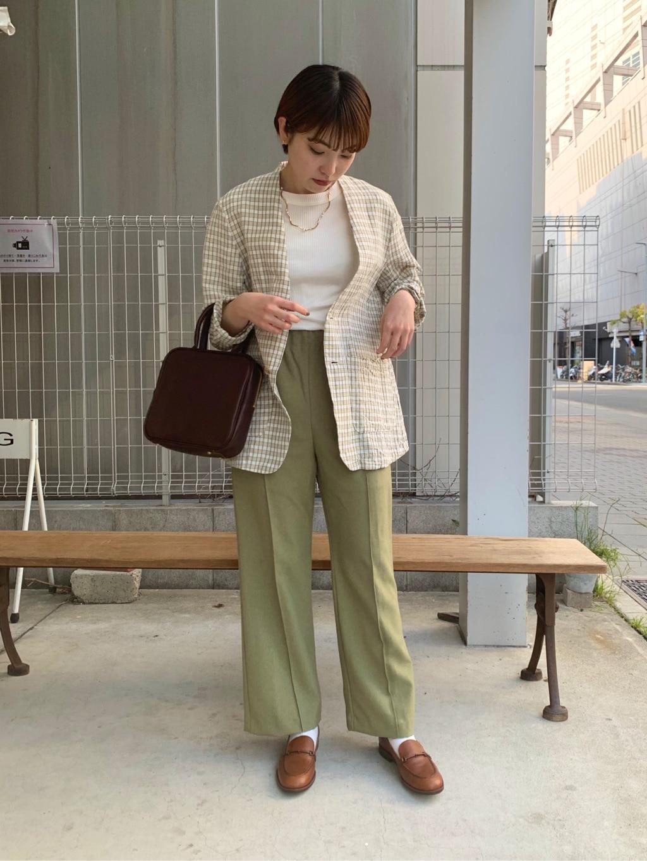 l'atelier du savon 名古屋栄路面 身長:161cm 2020.05.12