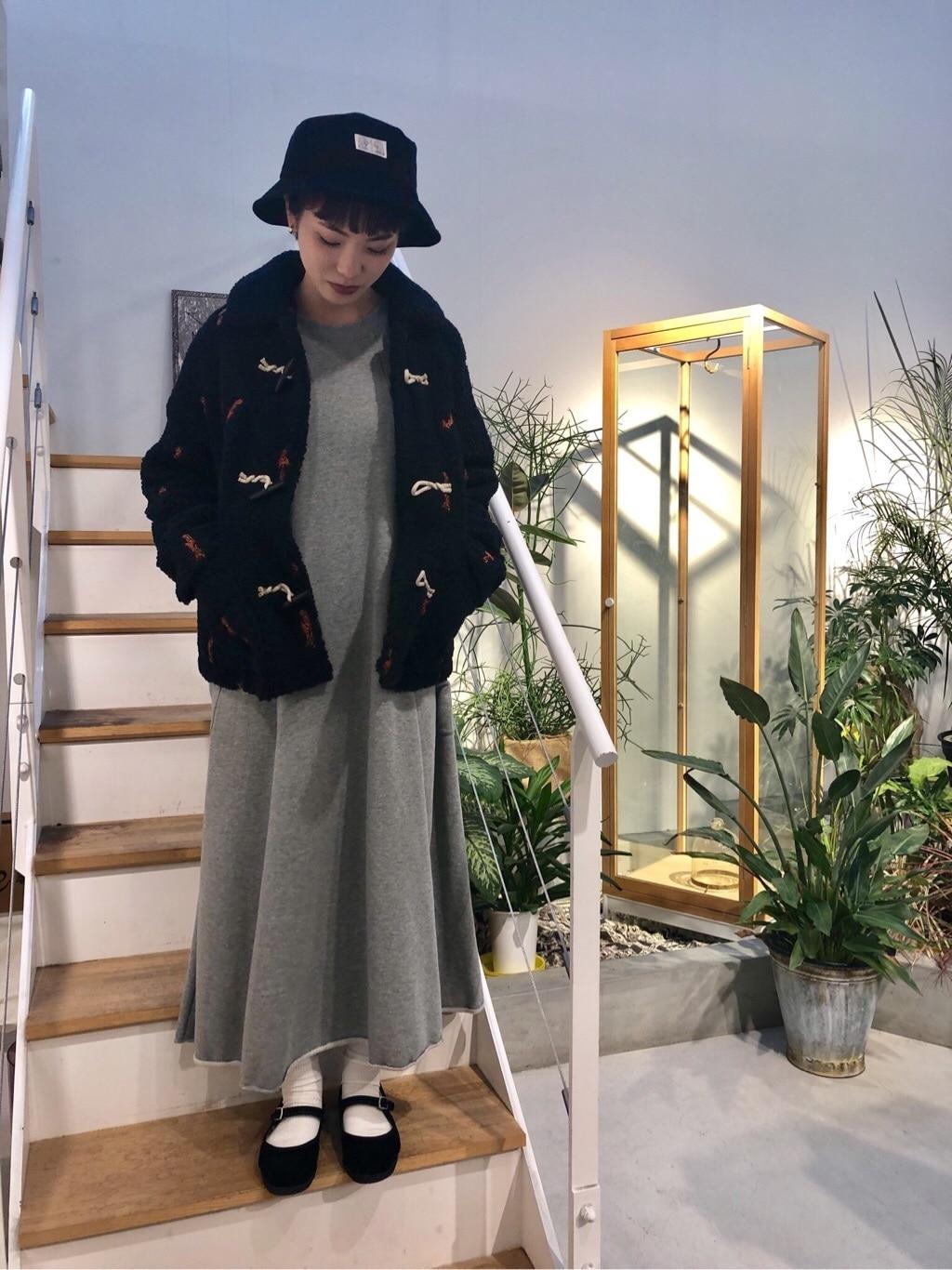 l'atelier du savon 名古屋栄路面 身長:161cm 2019.11.28