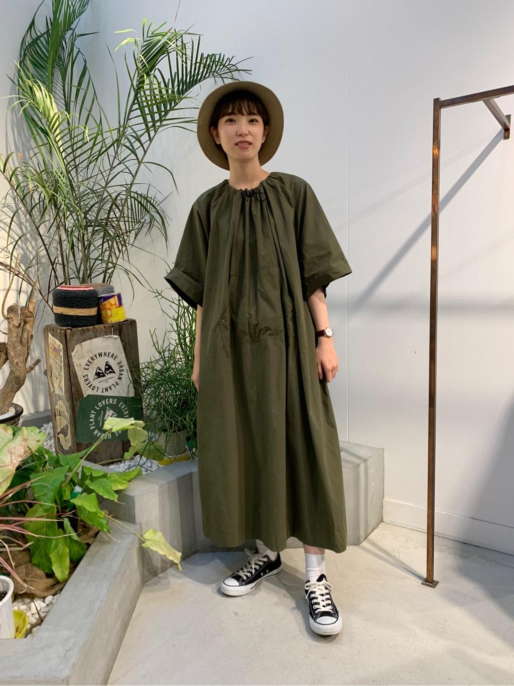 l'atelier du savon 名古屋栄路面 身長:161cm 2020.07.21