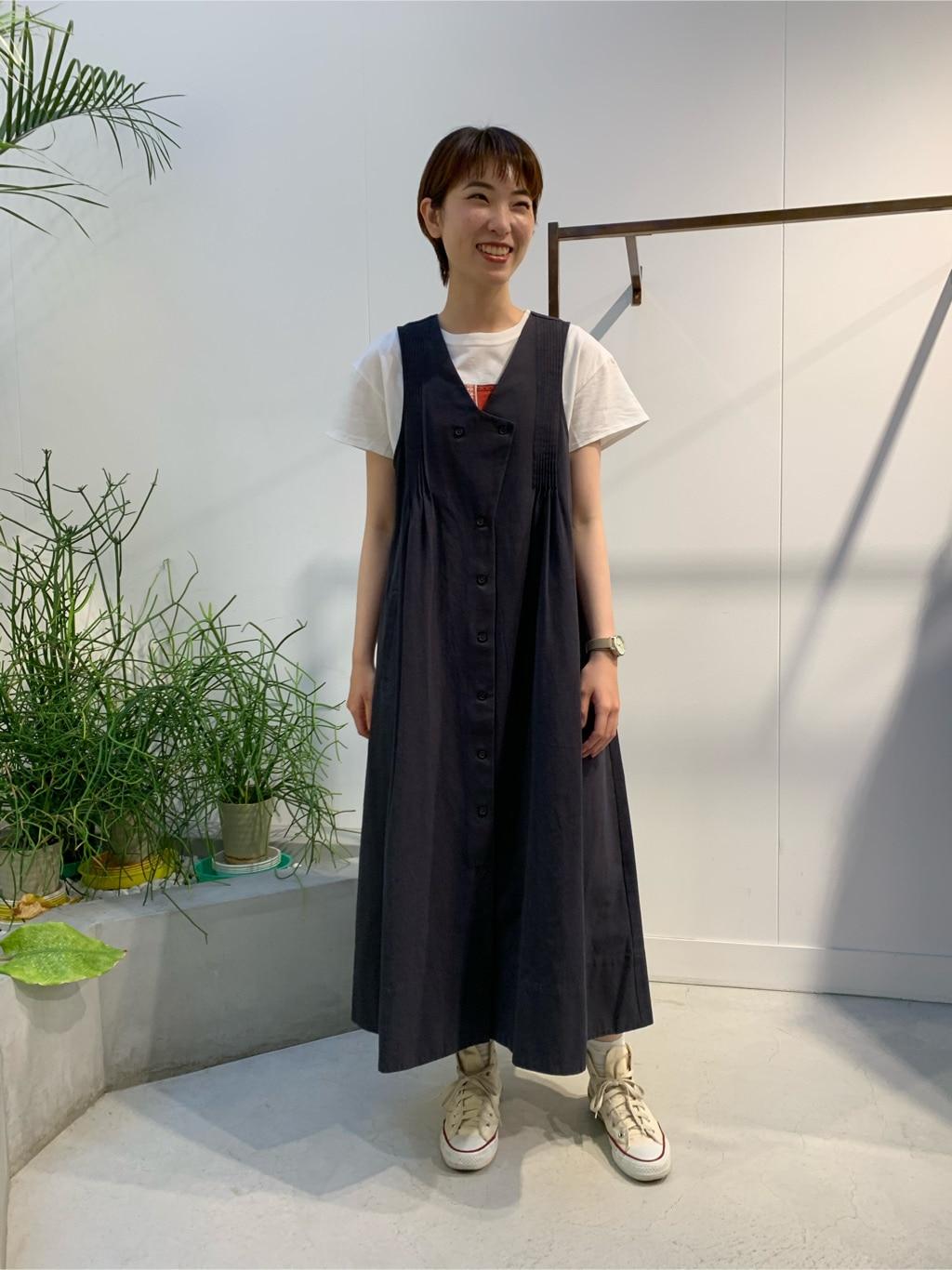 l'atelier du savon 名古屋栄路面 身長:161cm 2020.05.30