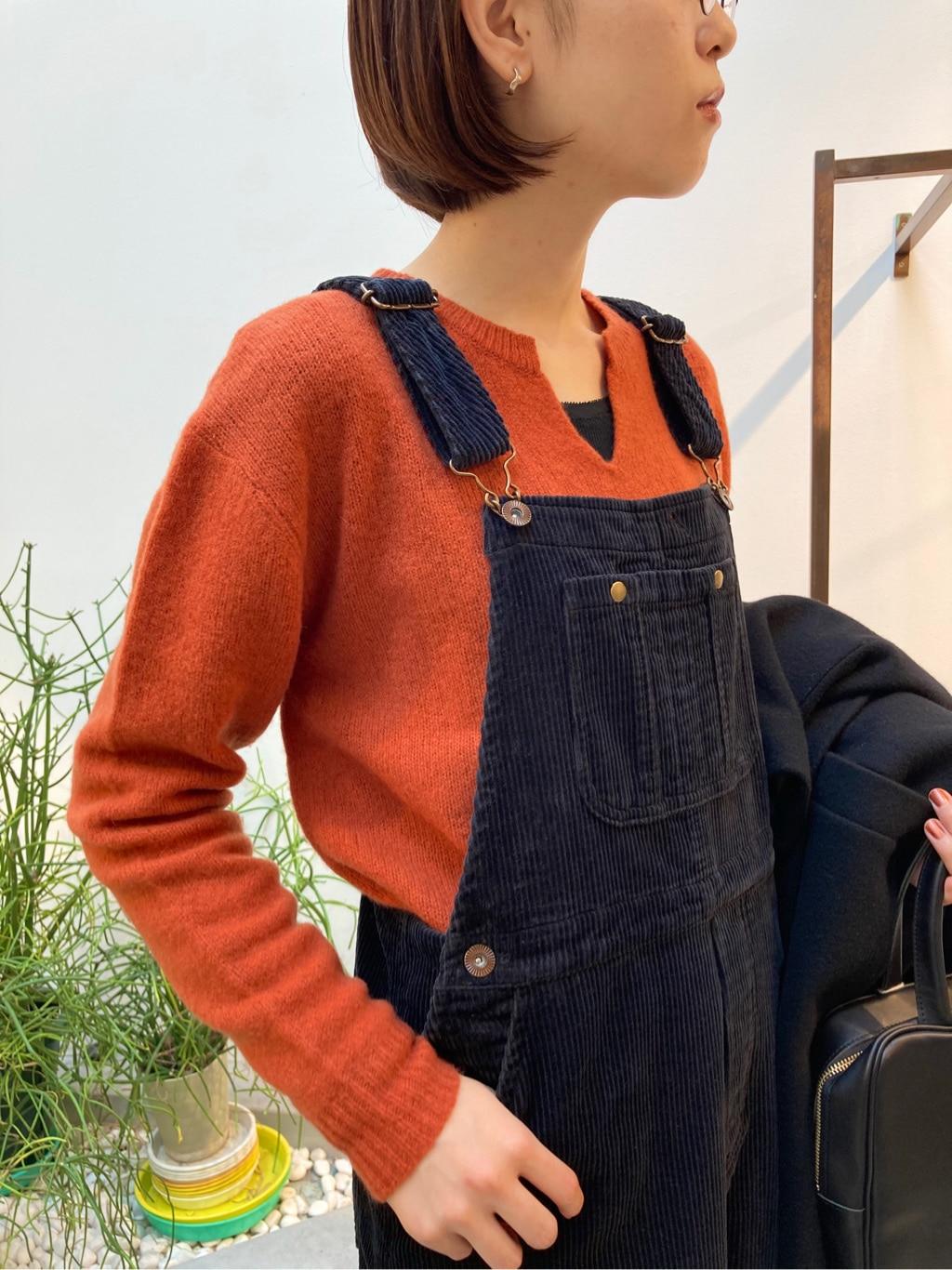 l'atelier du savon 名古屋栄路面 身長:161cm 2020.11.10