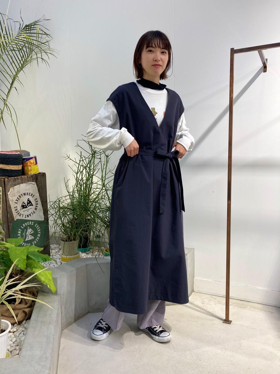 l'atelier du savon 名古屋栄路面 身長:161cm 2020.12.10