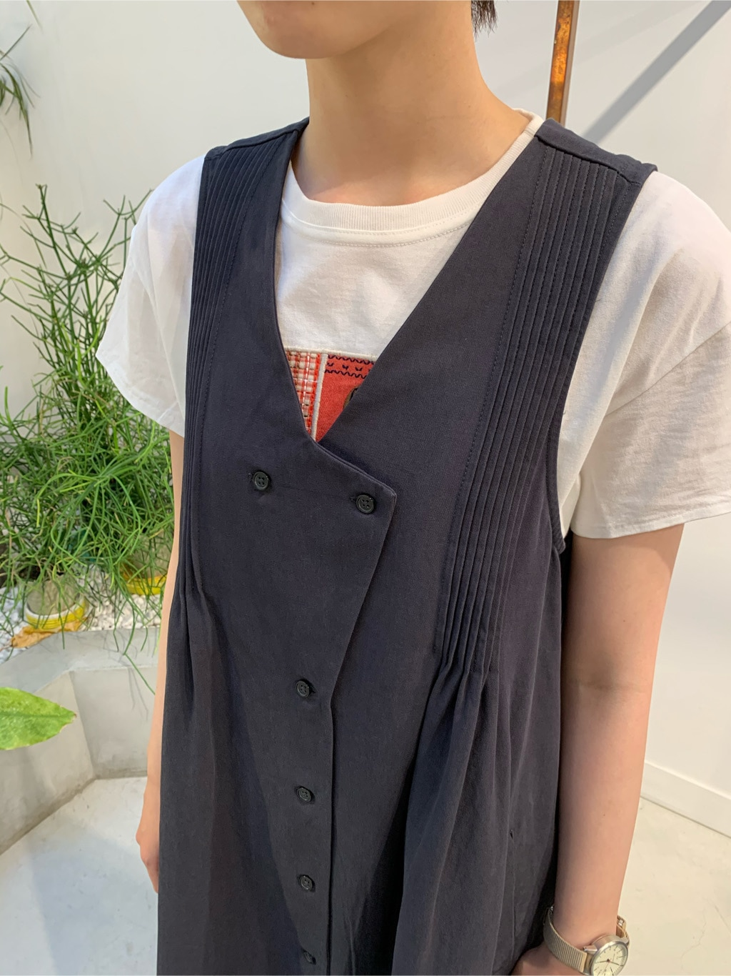 l'atelier du savon 名古屋栄路面 身長:161cm 2020.06.06