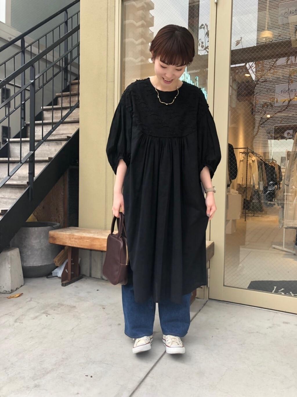 l'atelier du savon 名古屋栄路面 身長:161cm 2020.02.01