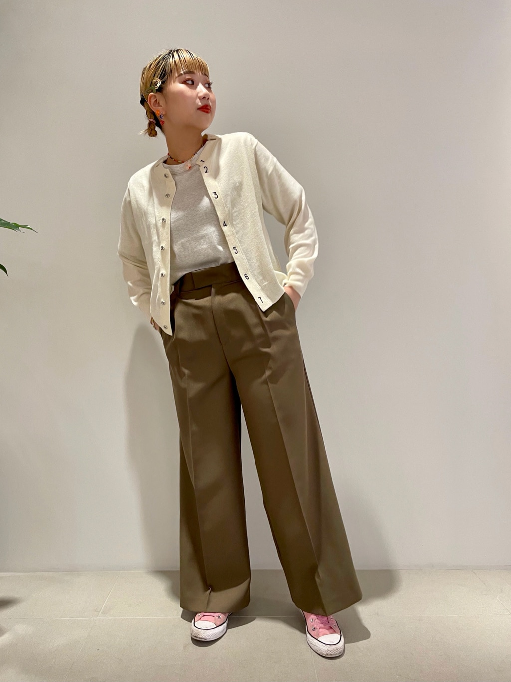 l'atelier du savon 二子玉川ライズ 身長:158cm 2021.06.04