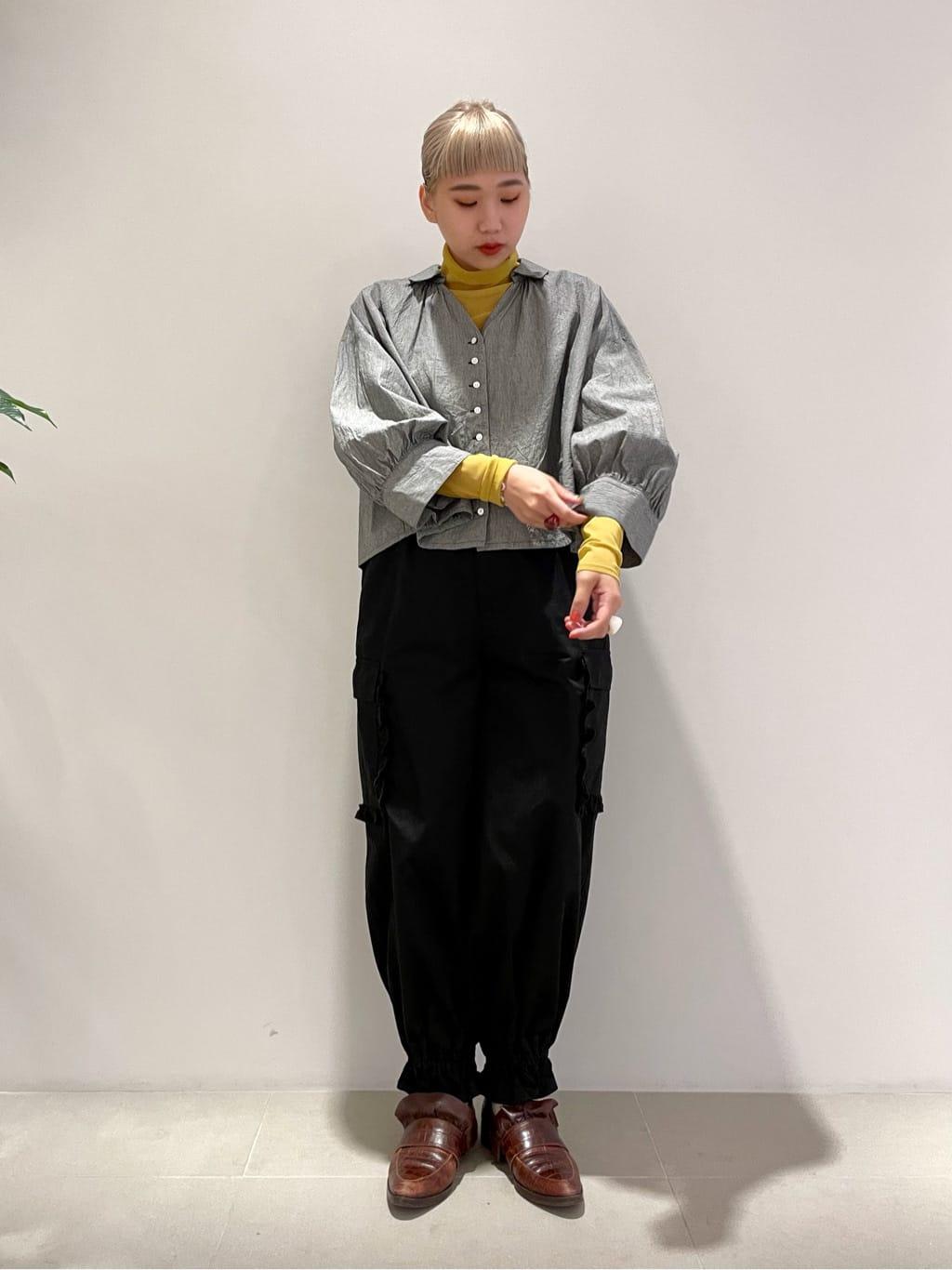 l'atelier du savon 二子玉川ライズ 身長:158cm 2021.08.20