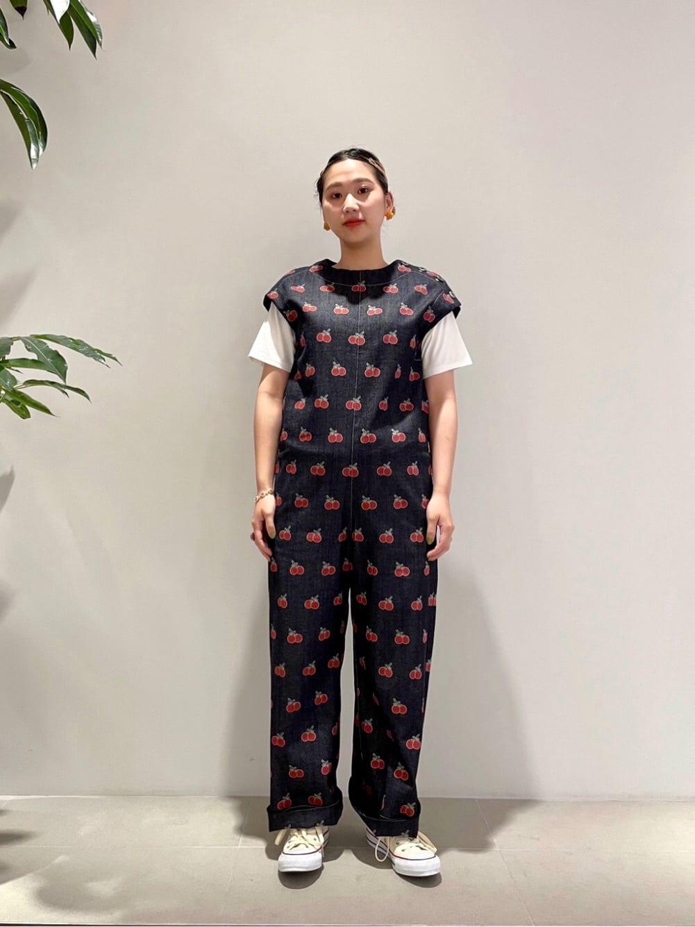 l'atelier du savon 二子玉川ライズ 身長:158cm 2021.08.06
