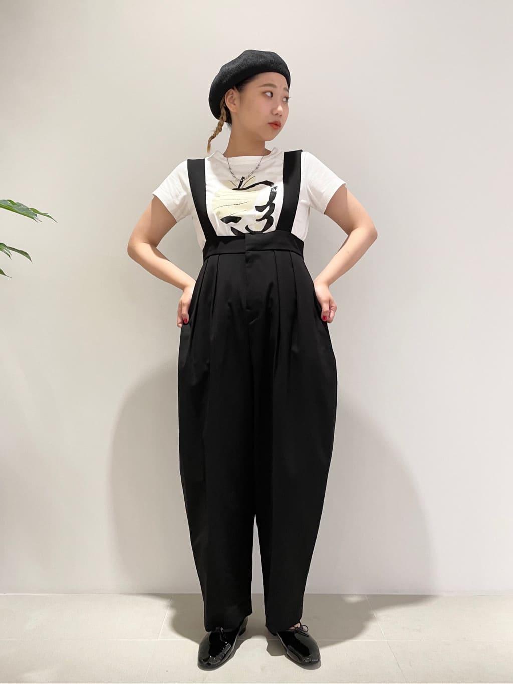 l'atelier du savon 二子玉川ライズ 身長:158cm 2021.07.07