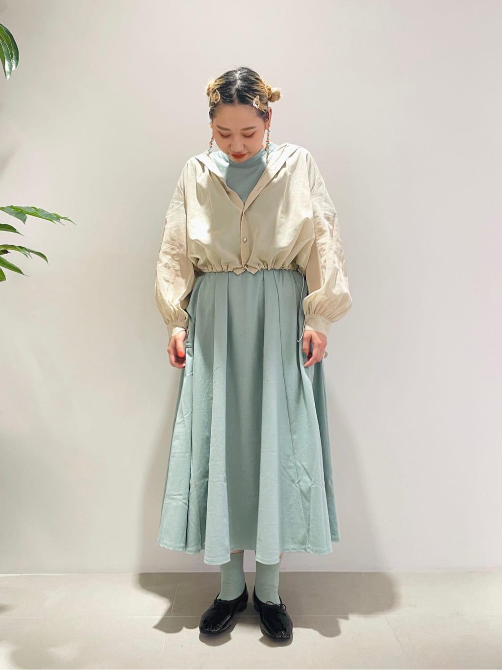 l'atelier du savon 二子玉川ライズ 身長:158cm 2021.06.28