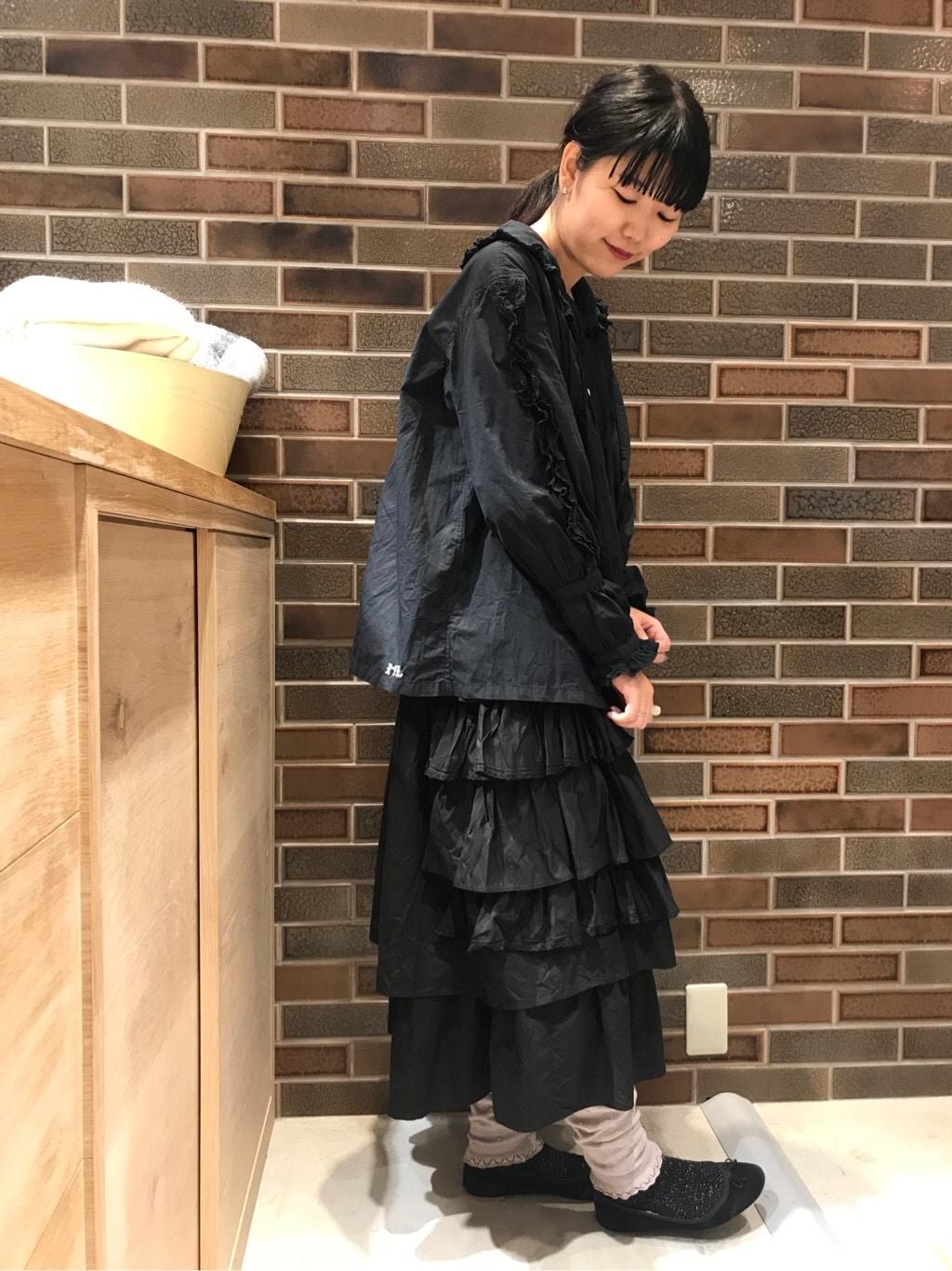 chambre de charme キラリナ京王吉祥寺 身長:161cm 2019.11.08