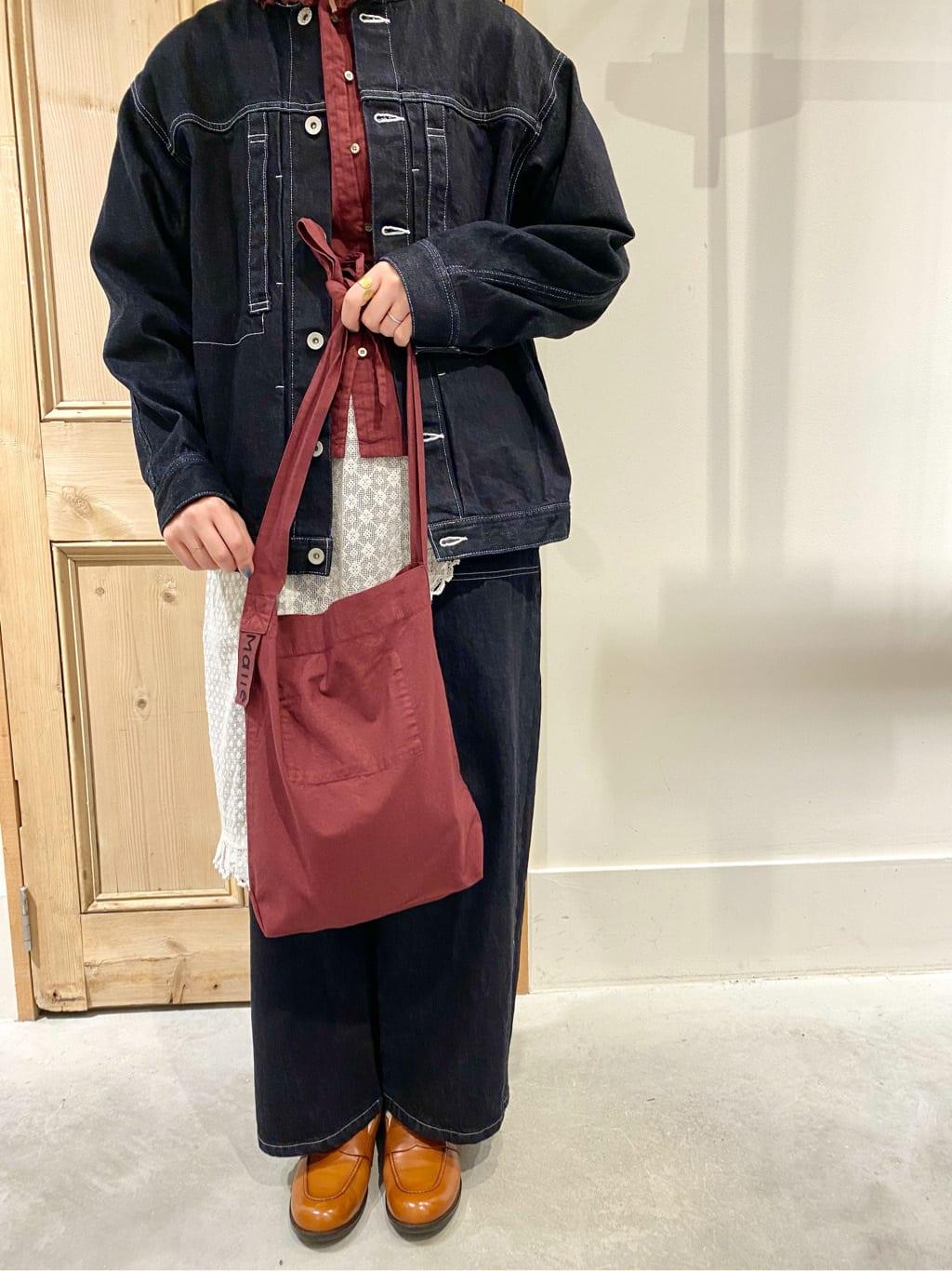 Malle chambre de charme 調布パルコ 身長:160cm 2021.09.14