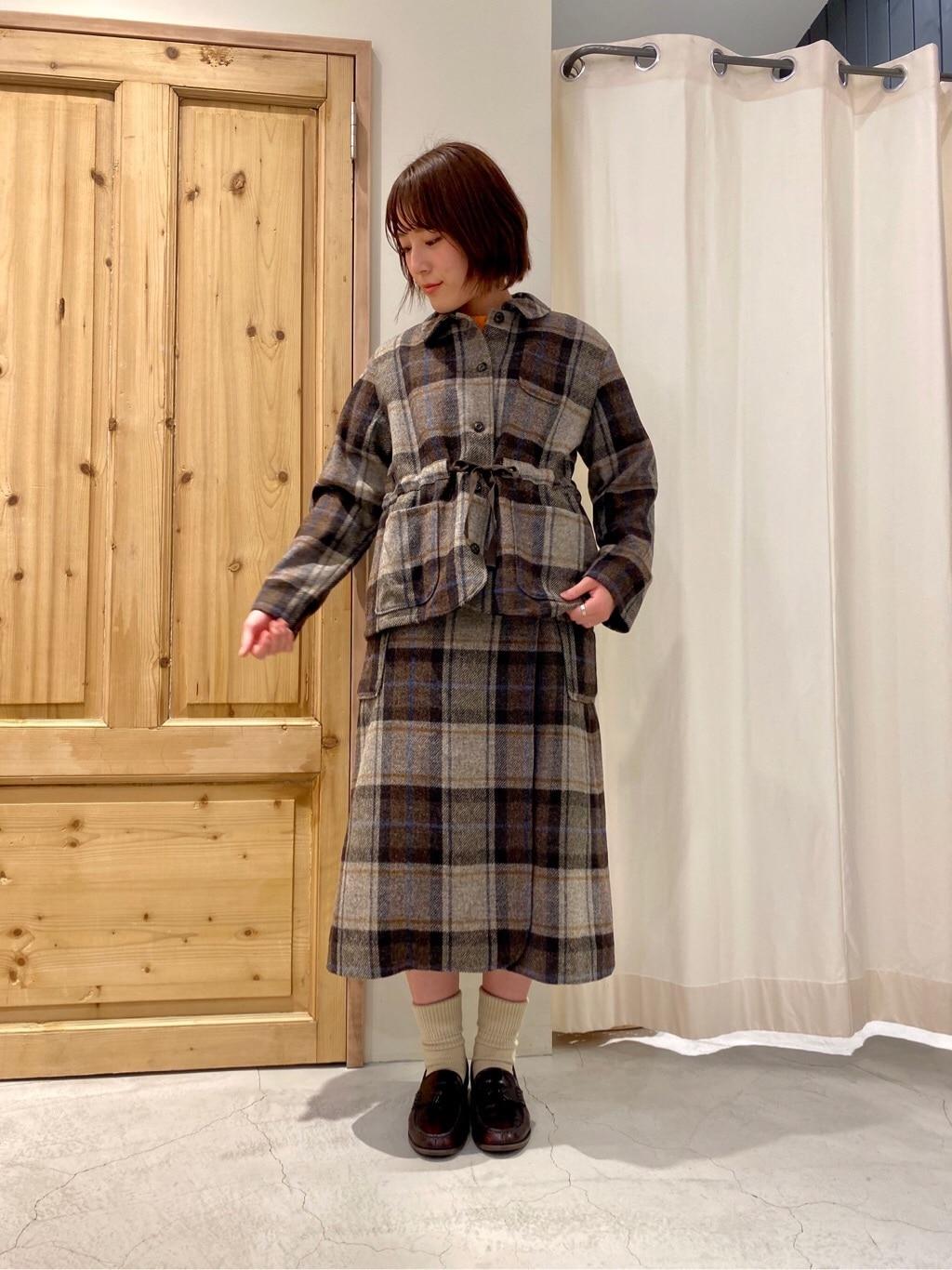 chambre de charme キラリナ京王吉祥寺 身長:160cm 2019.12.04