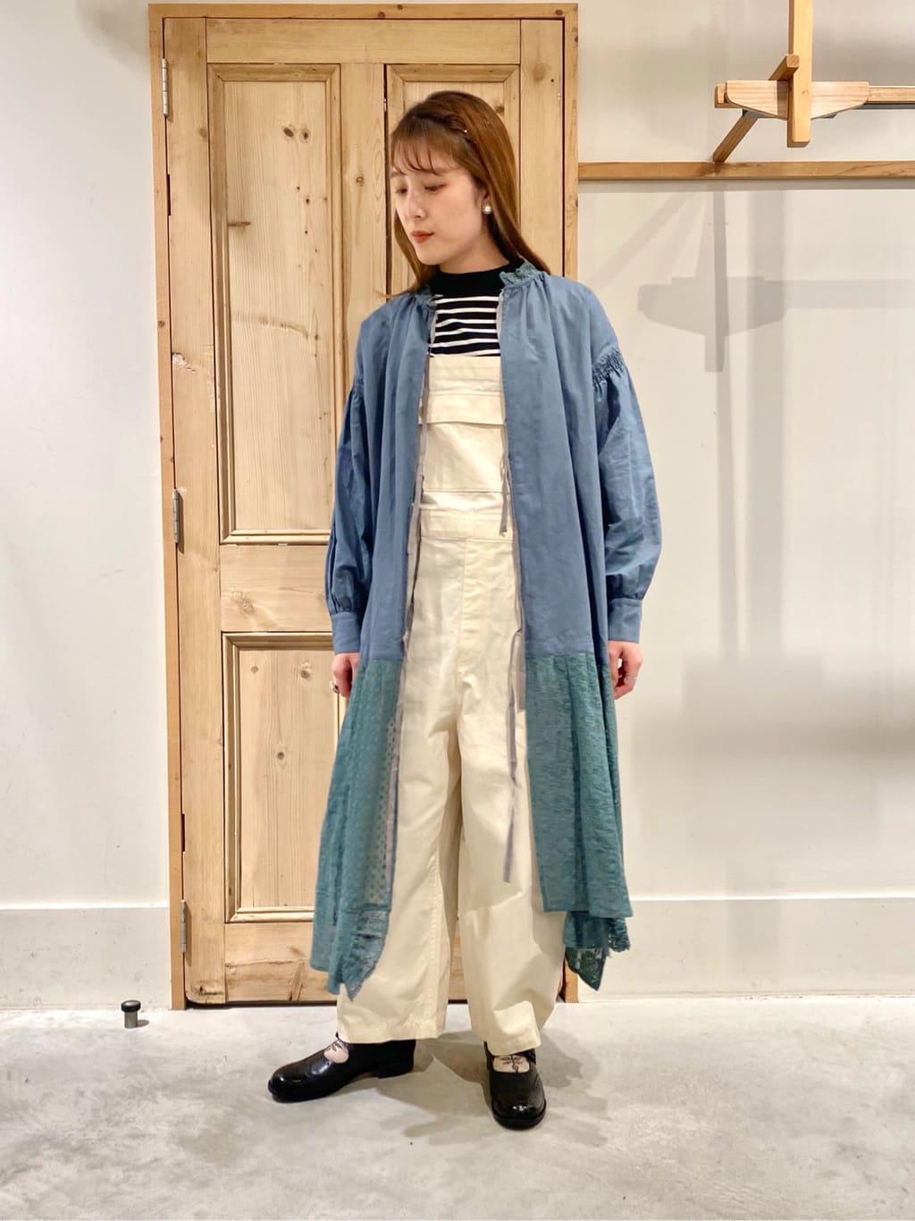 Malle chambre de charme 調布パルコ 身長:160cm 2021.09.02