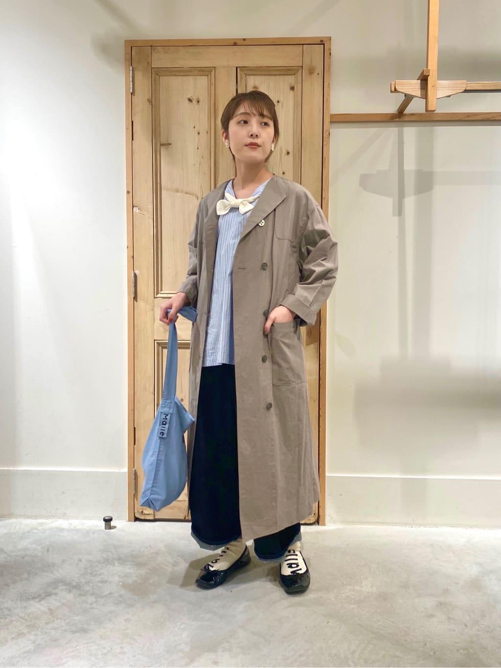Malle chambre de charme 調布パルコ 身長:160cm 2021.09.28