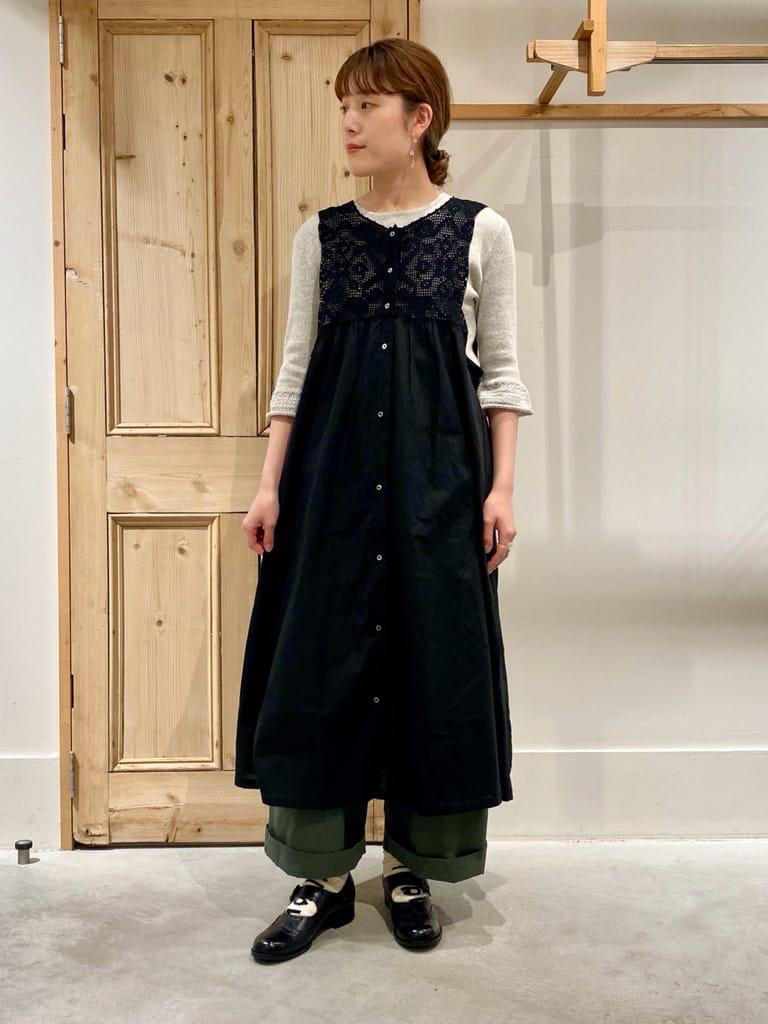 Malle chambre de charme 調布パルコ 身長:160cm 2021.08.20