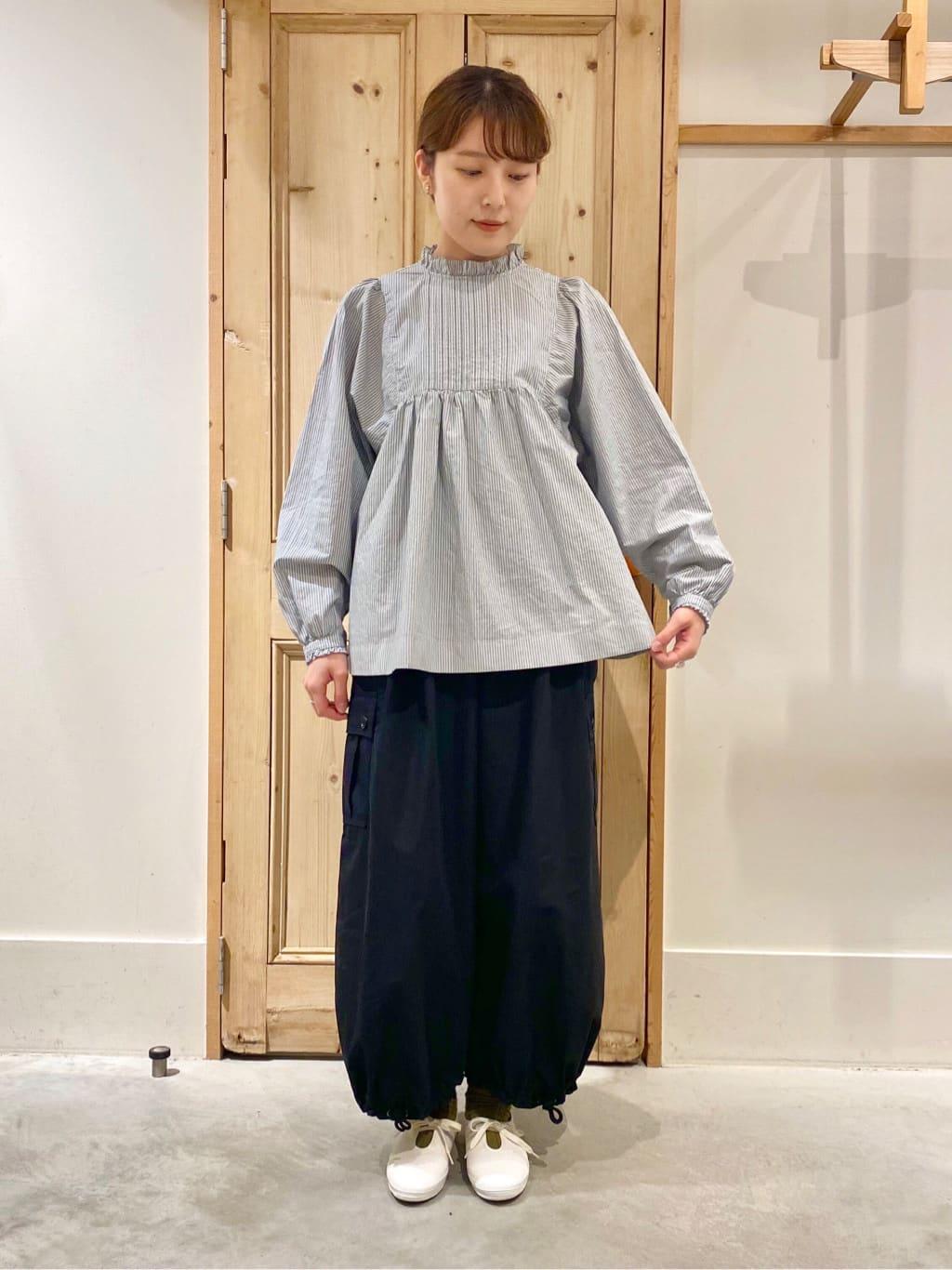 Malle chambre de charme 調布パルコ 身長:160cm 2021.08.26