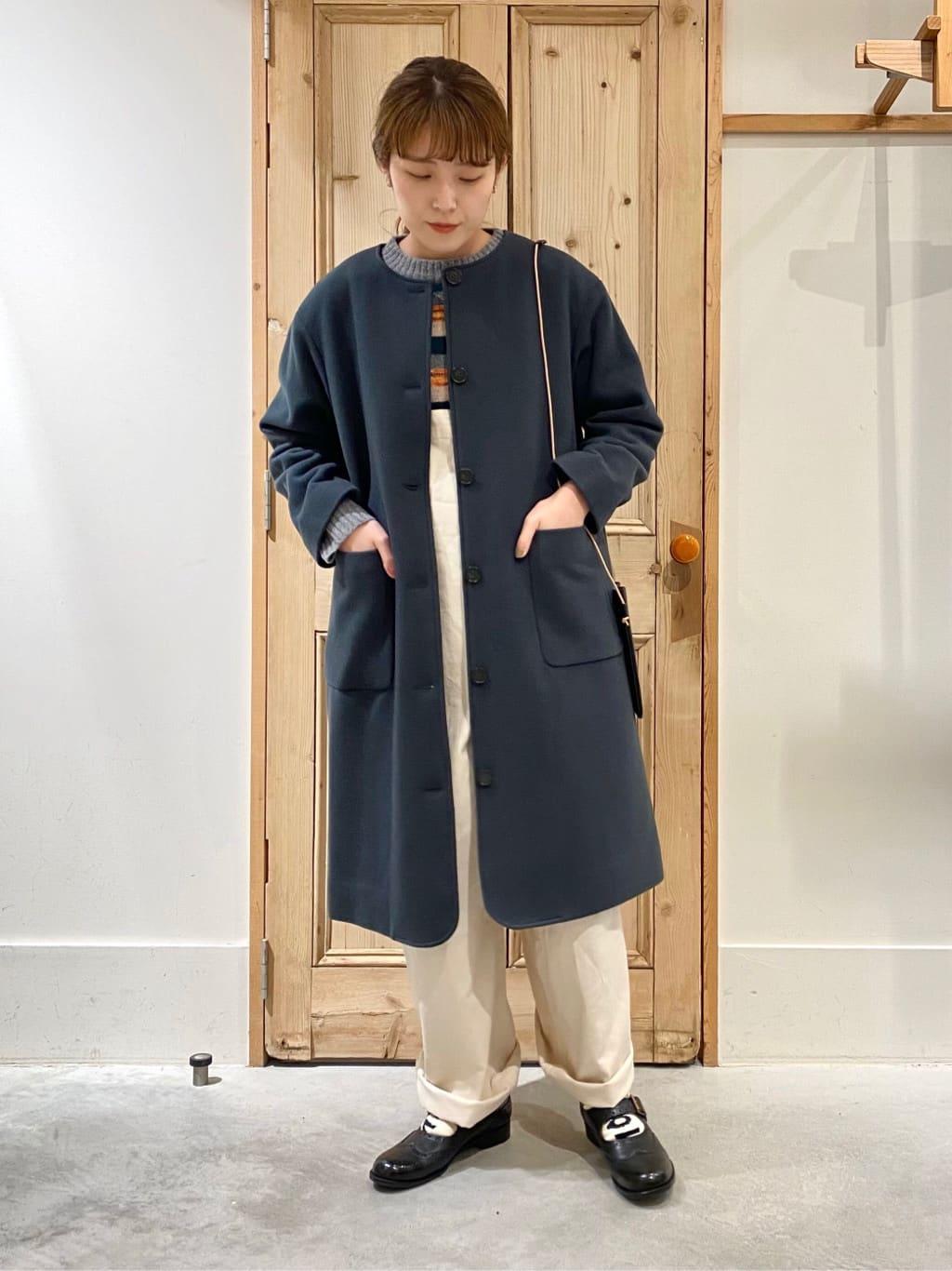 Malle chambre de charme 調布パルコ 身長:160cm 2021.10.01