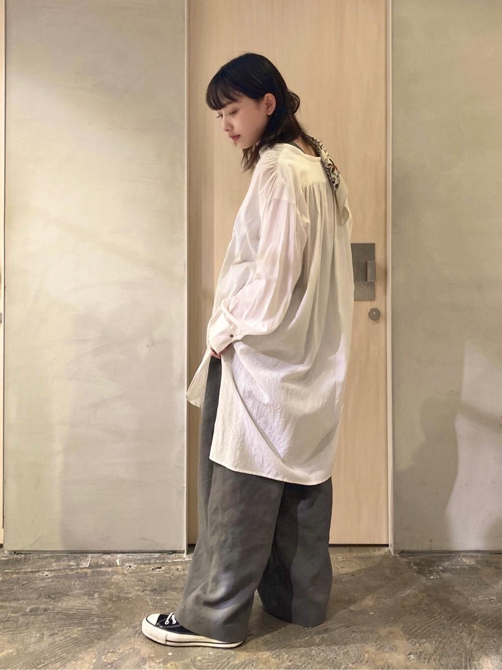 note et silence. ルミネ新宿 身長:160cm 2020.09.06