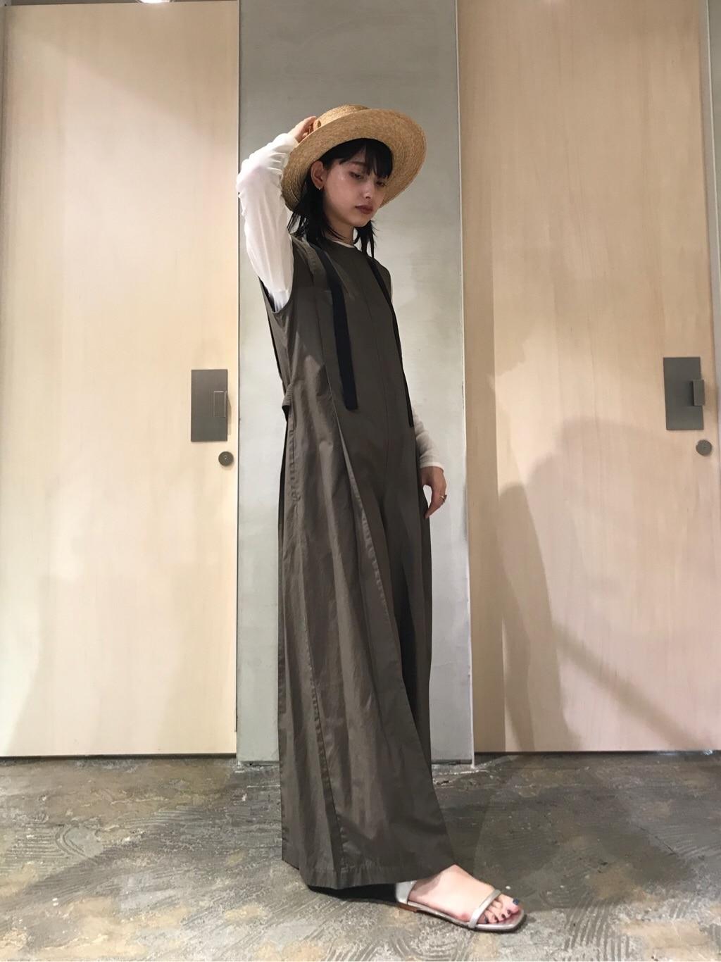 note et silence. ルミネ新宿 身長:159cm 2020.07.22