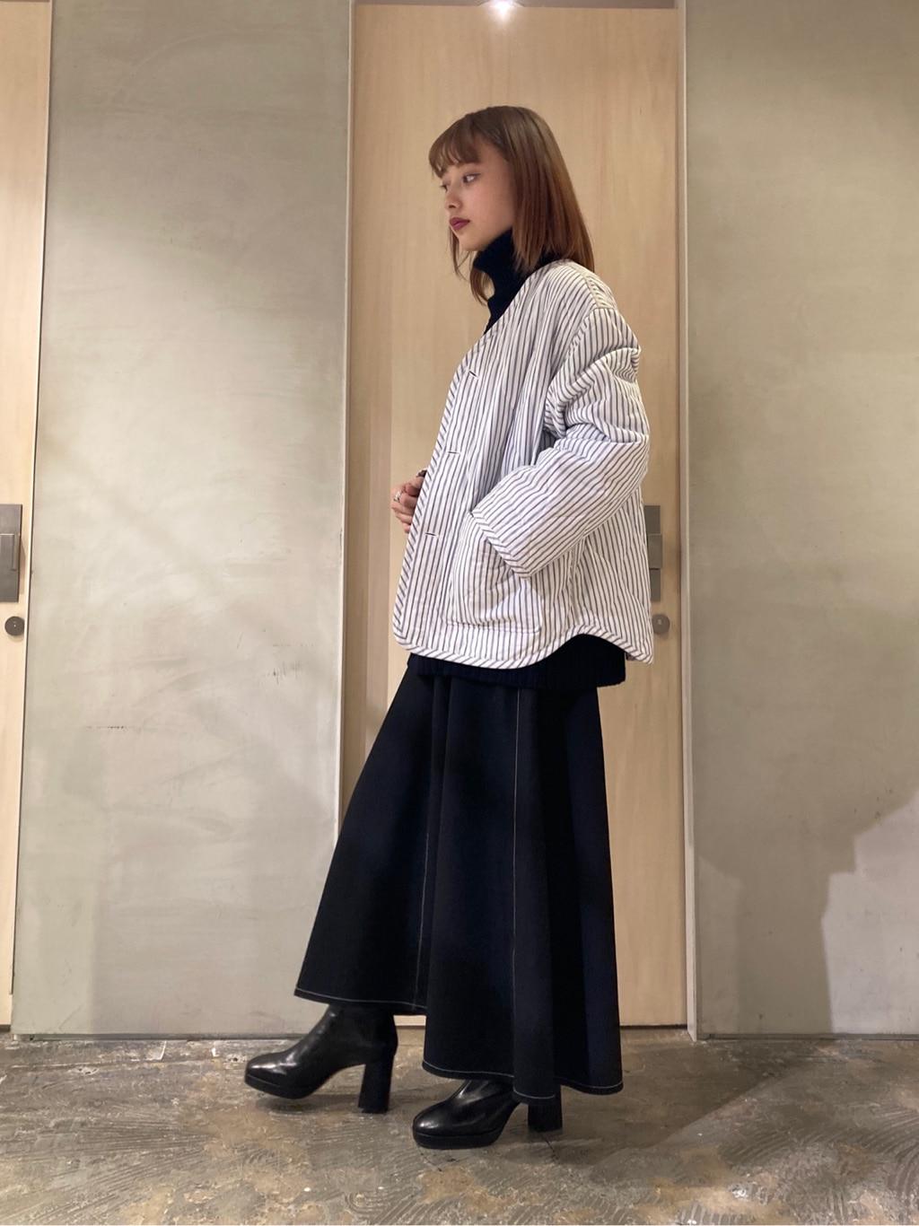 note et silence. ルミネ新宿 身長:160cm 2021.01.26
