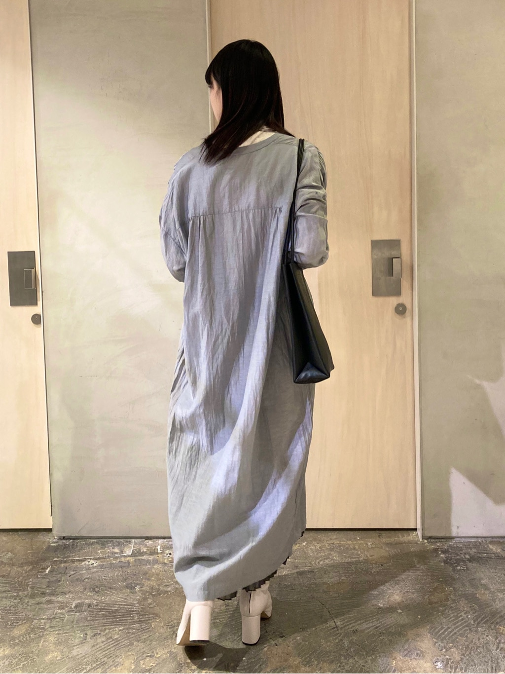 note et silence. ルミネ新宿 身長:160cm 2020.11.16