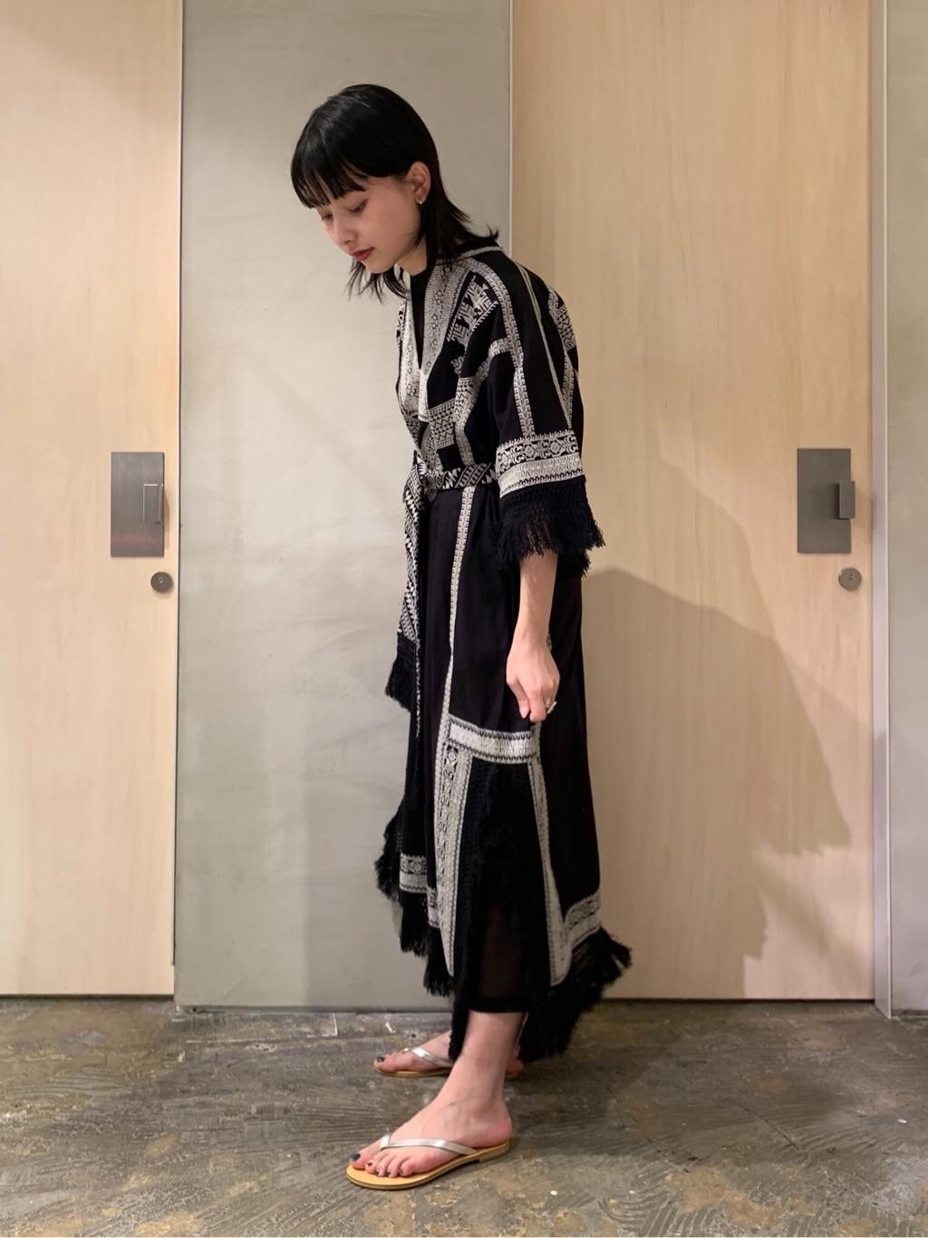 note et silence. ルミネ新宿 身長:159cm 2020.07.03