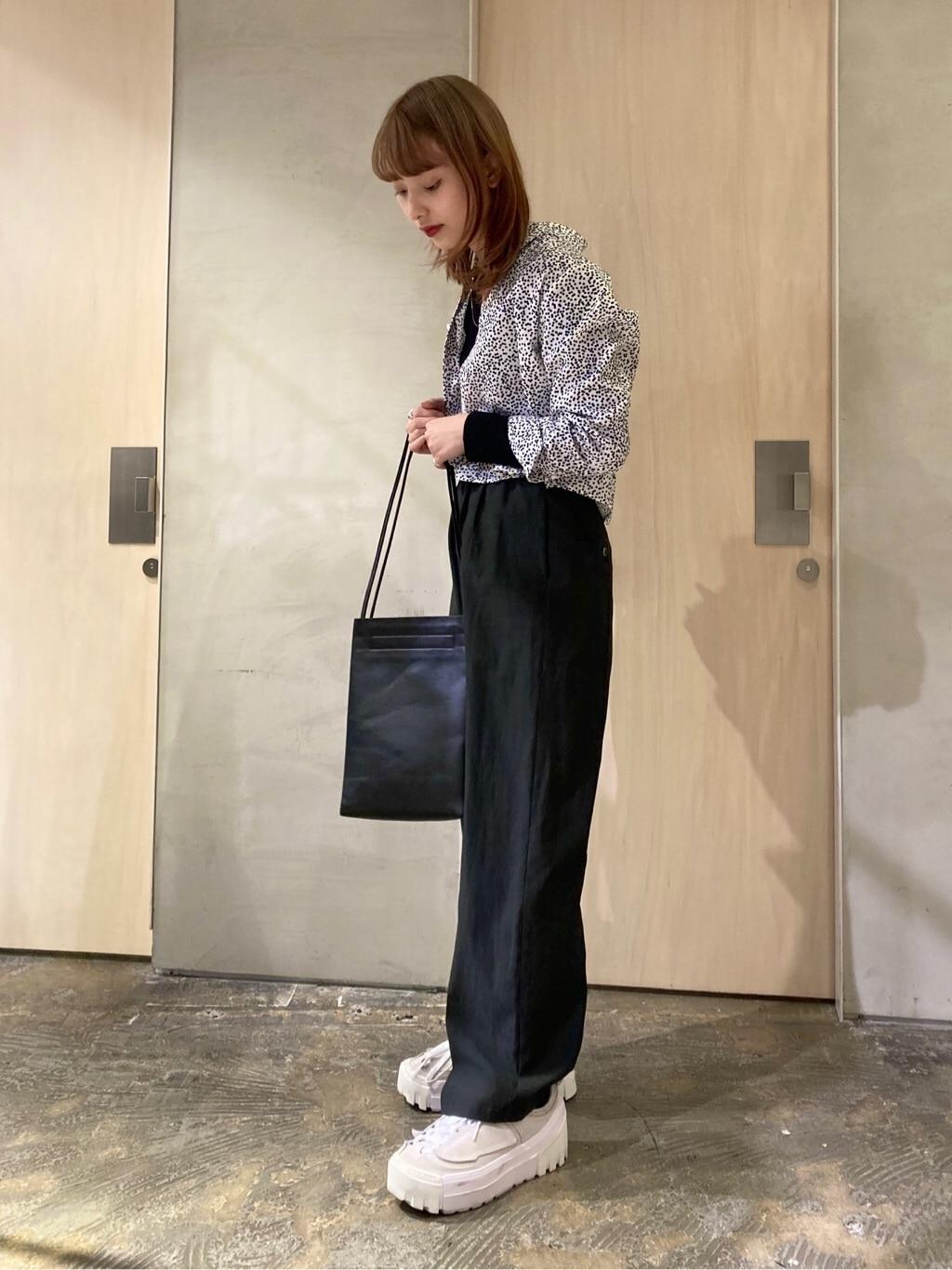 note et silence. ルミネ新宿 身長:160cm 2021.01.15