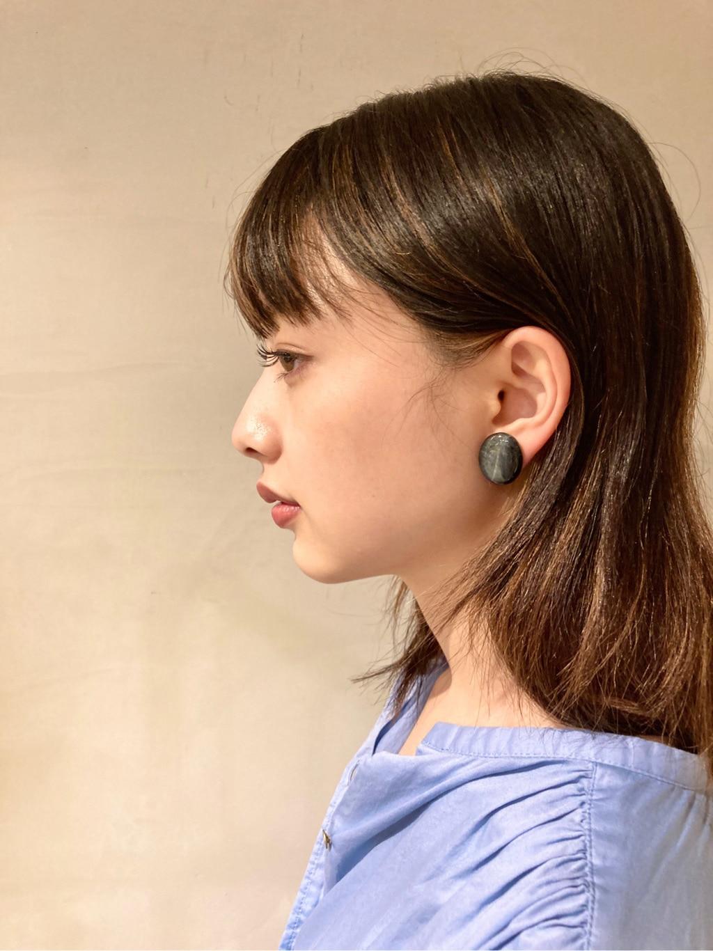note et silence. ルミネ新宿 身長:160cm 2020.09.09