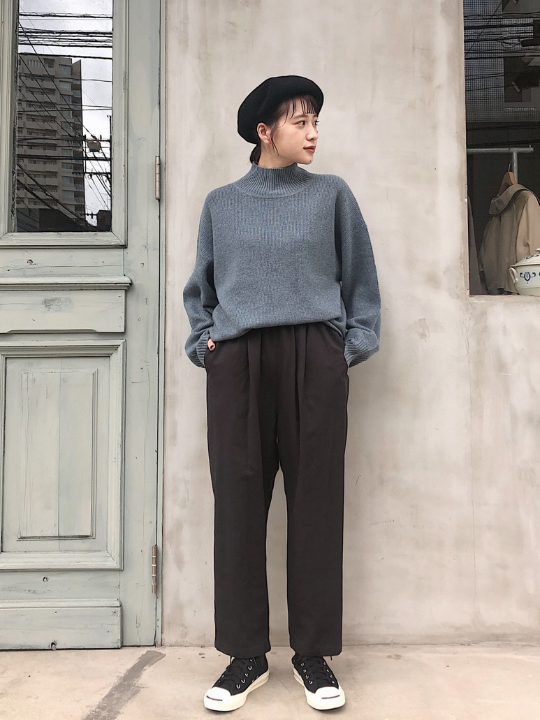 108 yuni / bulle de savon 福岡薬院路面 身長:158cm 2020.10.13