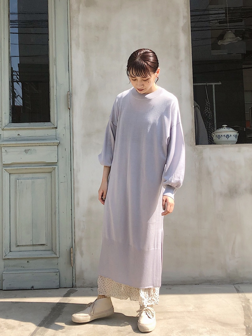 108 yuni / bulle de savon 福岡薬院路面 身長:158cm 2020.10.15