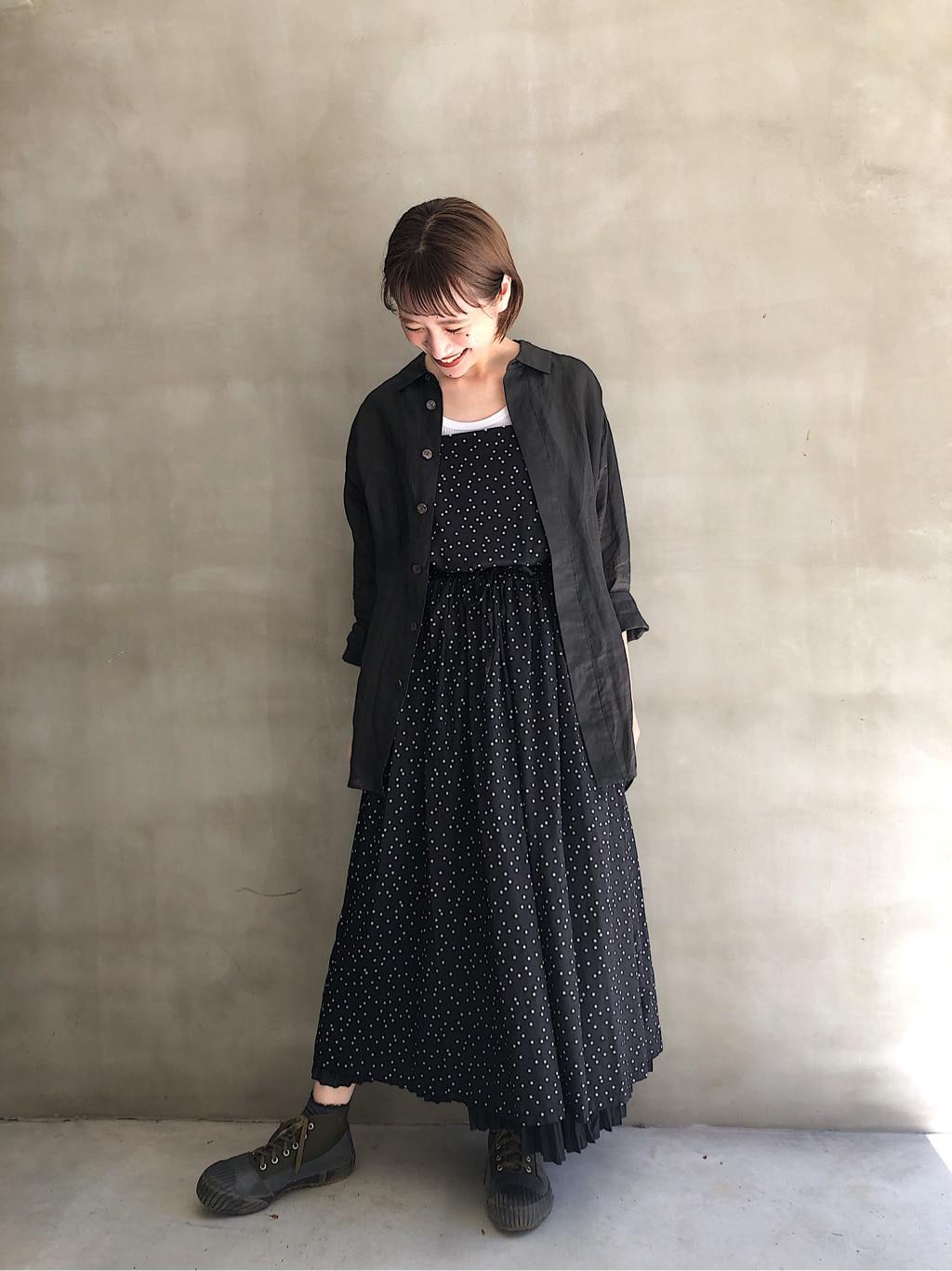 108 yuni / bulle de savon 福岡薬院路面 身長:158cm 2020.08.27