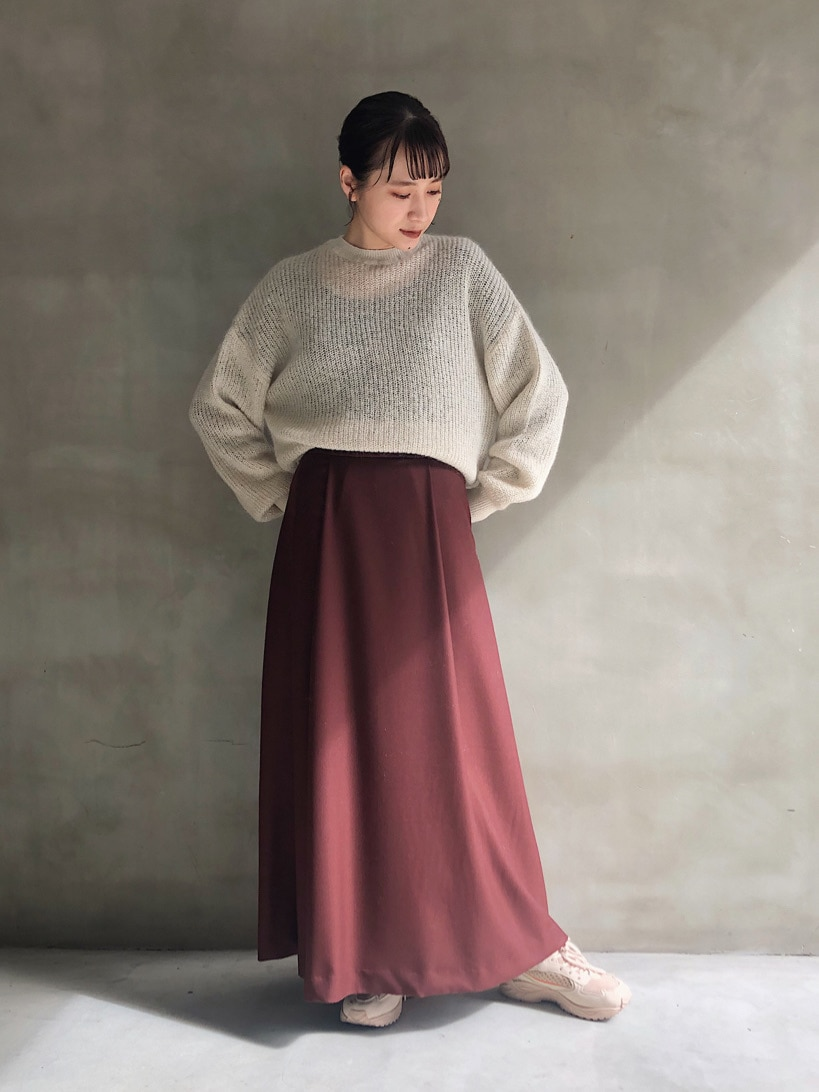 108 yuni / bulle de savon 福岡薬院路面 身長:158cm 2020.10.28