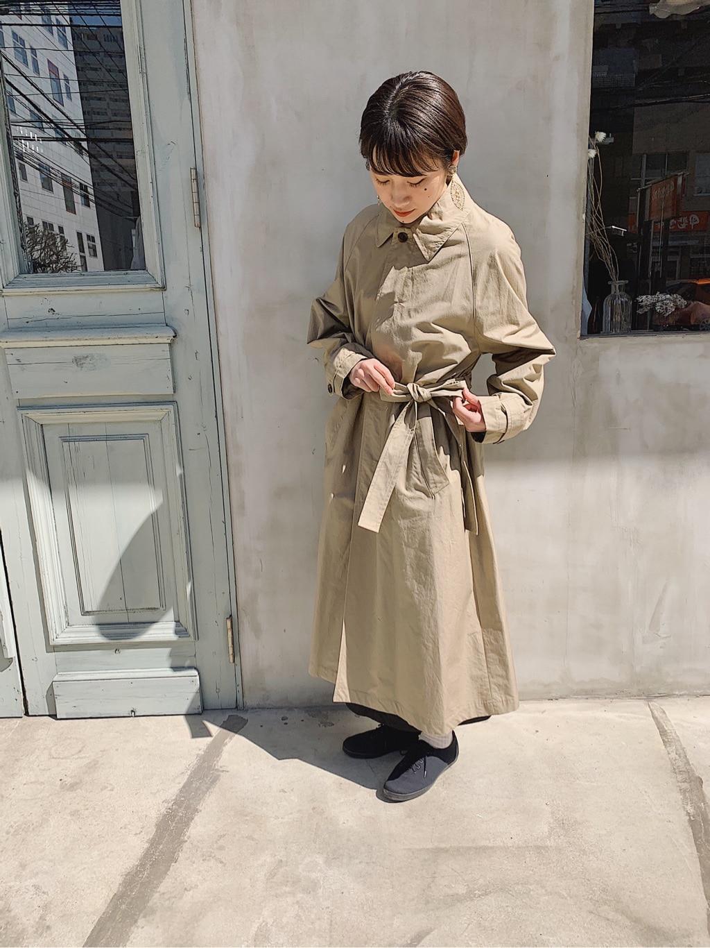 福岡薬院路面 2020.03.13
