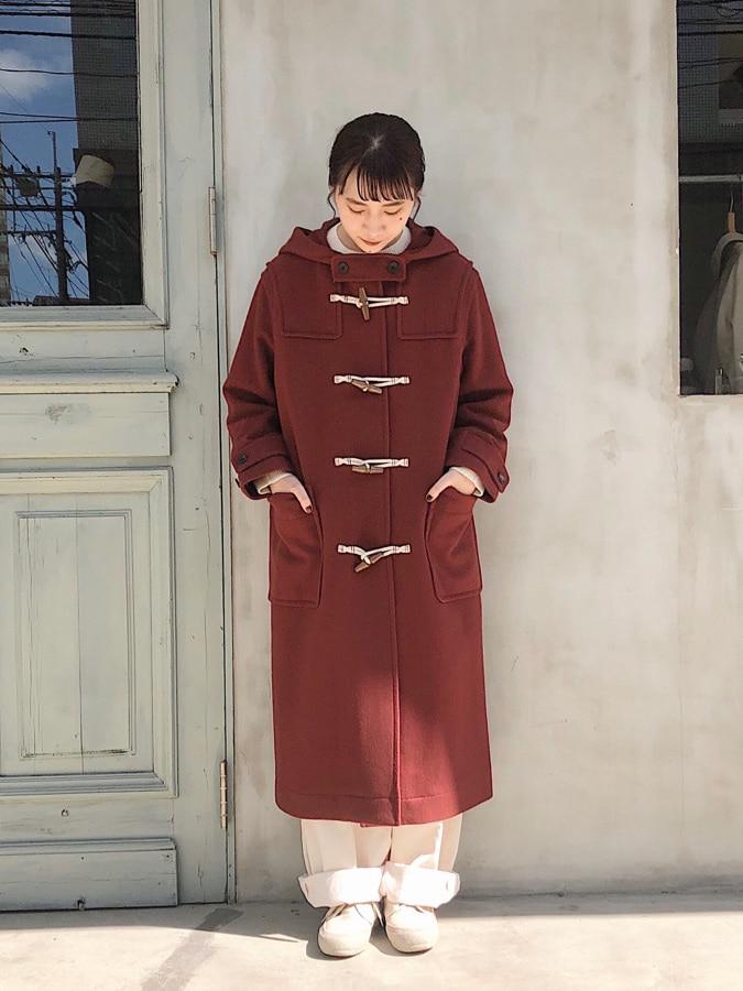 108 yuni / bulle de savon 福岡薬院路面 身長:158cm 2020.10.12